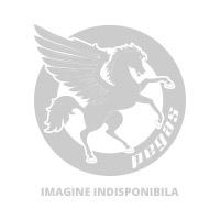 Tija Ghidon Otel-Al, Include Adaptor - Negru/Argintiu